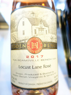 Hidden Bench Locust Lane Rosé 2017 (90 pts)
