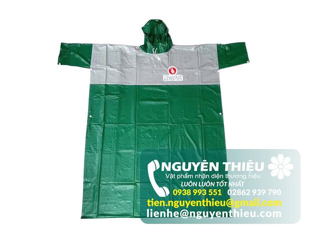Xưởng sản xuất áo mưa quảng cáo uy tín chất lượng Nguyên Thiệu,