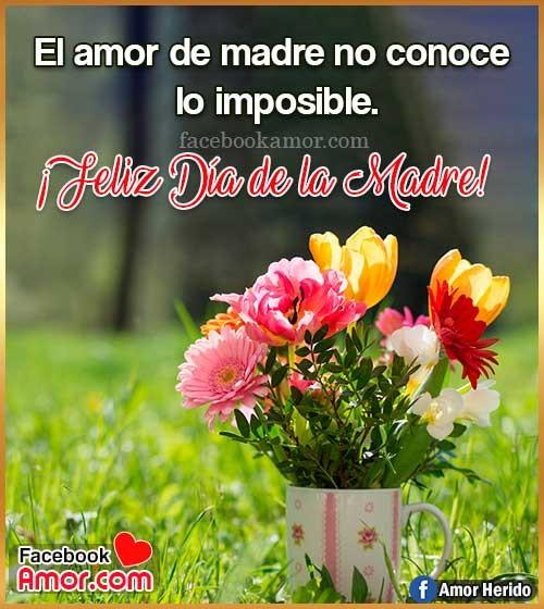 tarjetas con flores para mamá