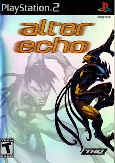 Alter Echo (USA) PS2 ISO
