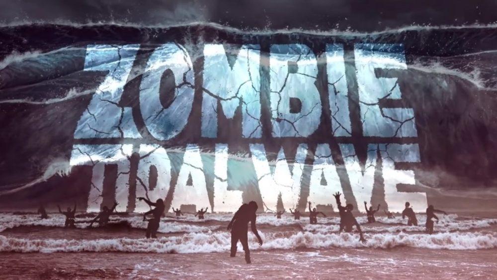 CINE PARA TODOS LOS GUSTOS: Ola de marea zombie - Trailer ...