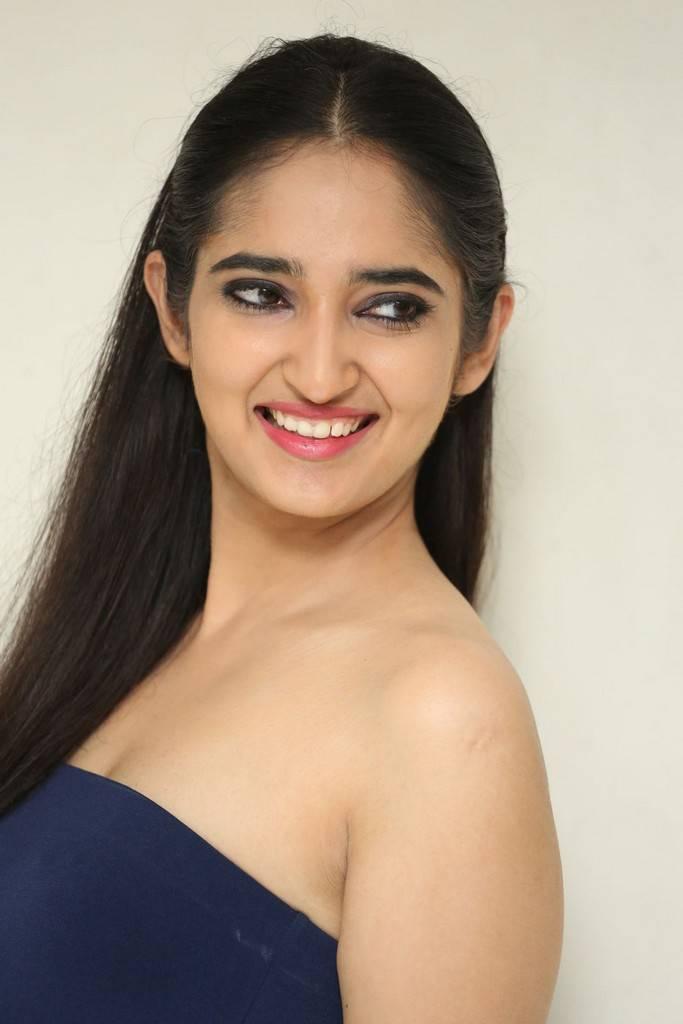 Radhika Mehrotra At Prema Entha Madhuram Priyuraalu Antha Katinam Movie Interview