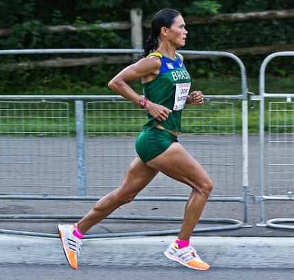postura correr