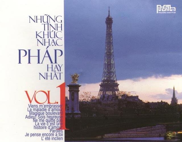 Những bài nhạc Pháp hay nhất