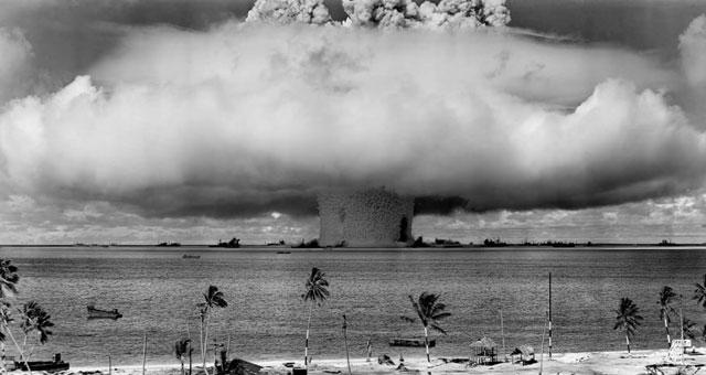 Ledakan Nuklir di Arkansas, AS (1980)