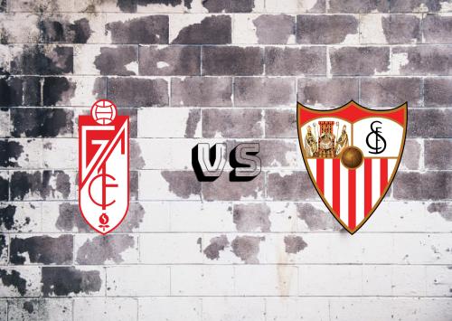Granada vs Sevilla  Resumen