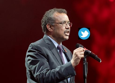 Tedros Adhanom latest tweets About Health | Bangalore Hot News
