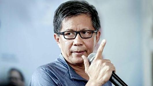Rocky Gerung: Jokowi Dimenangkan Secara Legal, Tapi Legitimasi Ada Pada Prabowo