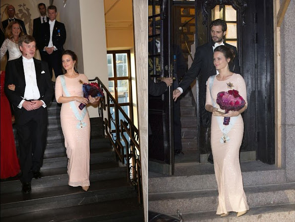 Princess Sofia Hellqvist  Style EBBA BRAHE Sliced Diamond Earrings