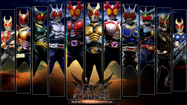 Download Kamen Rider Agito Sub Indo