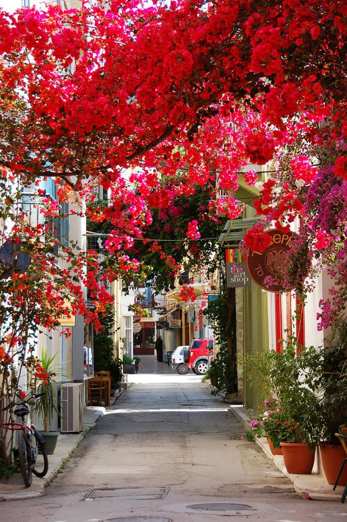 Nafplion, Peloponnese, Greece