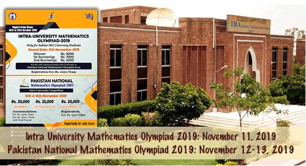 Pakistan National Mathematics Olympiad - 2019 Has Been Launched | Register Now
