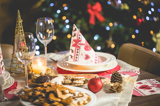 Help me make a festive dinner