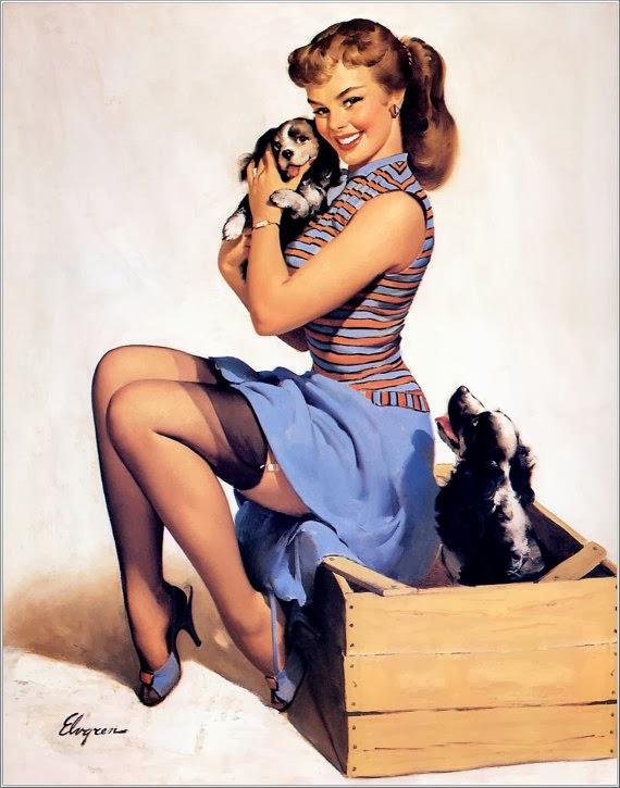 Puppy Love, 1957
