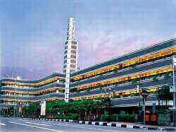 Hotel Grand Savoy Homann Bandung adalah hotel bintang 5