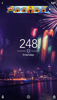 365%2BDreamdays%2Bjilaxzone%2Bbackground [FREE iPHONE APP] 365 Dreamdays – A Counter and Reminder of Your Important Days Apps