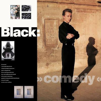 Colin Vearncombe (Black)