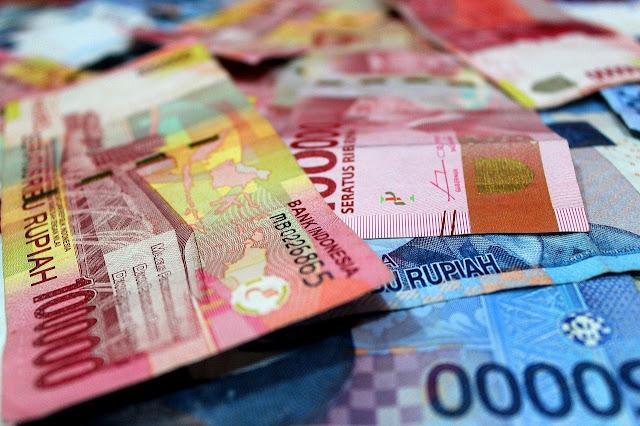 Uang dari blog.