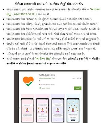 Todays corona news in Gujarat