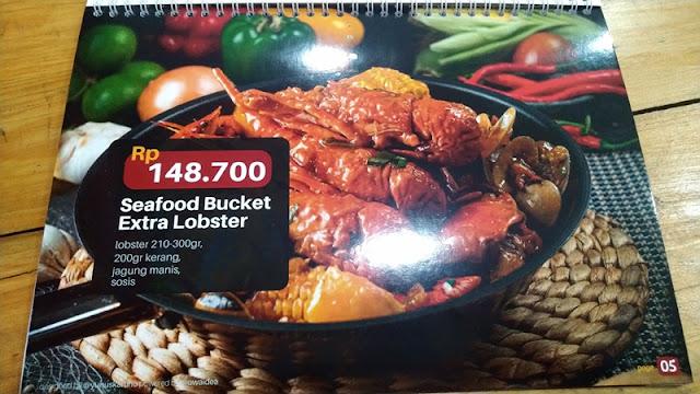 menu lobster di semarang