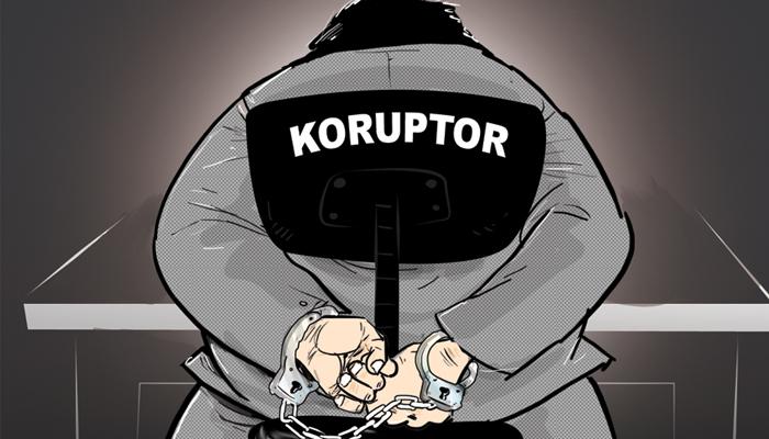 Diduga Korupsi APBD Rp 80 Miliar, Mantan Ketua DPRD Sulbar Ditahan