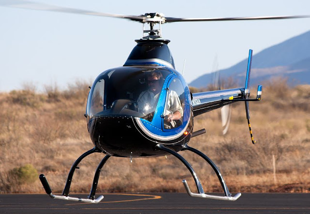 RotorWay A600 Talon ultralight helicopter
