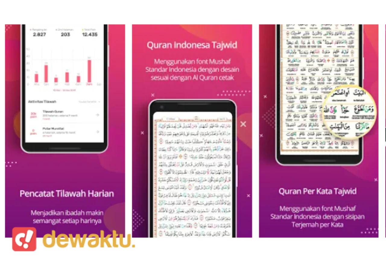 aplikasi belajar baca al-qur'an cepat