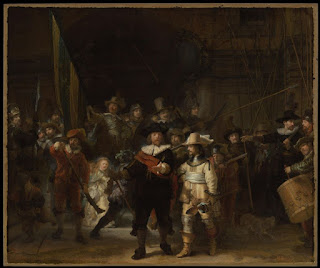 The Rijksmuseum is today publishing the largest and most detailed ever photograph of The Night Watch