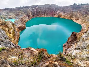 Mount Kelimutu National Park, Flores, East Nusa Tenggara