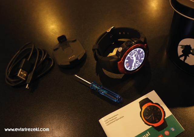 Smart Watch Z9 Memberi Nilai Lebih Pada Waktu