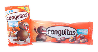 conguitos chocolate leche