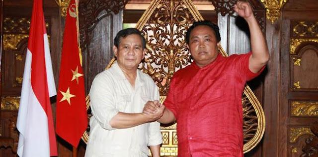 Arief Poyuono: Prabowo Tahu Apa Yang Sedang Saya Kerjakan