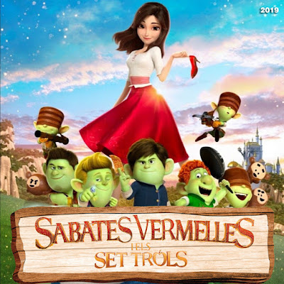 Sabates vermelles i els set trols - [2019]