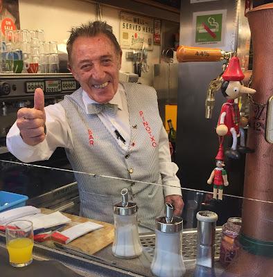 Barcelona Pinotoxo Bar Boqueria Juanito