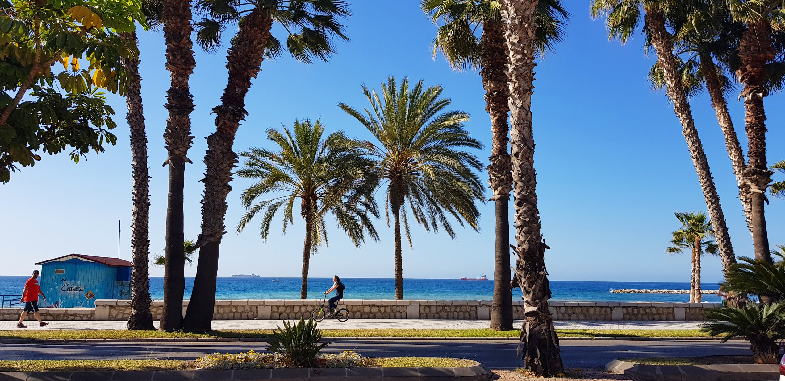 Visit Malaga on our Cycling Country Andalucian Cycling Trip