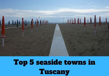 Top 5 SEASIDE TOWNS in Tuscany | Italy