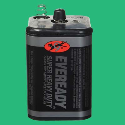 Eveready 6 Volt Lantern Battery