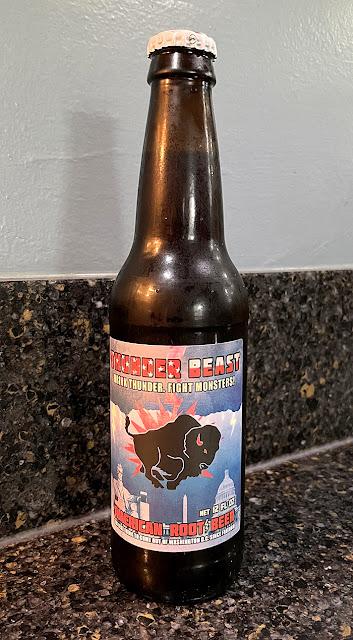 Thunder Beast American Root Beer