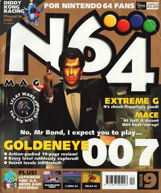 N64 Magazine Issue Nº009 - (1997)