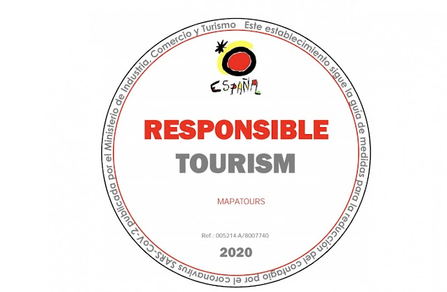 "Mapa Tours recibe el sello distintivo ""Responsible Tourism"""