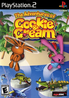 Adventures Of Cookie And Cream PS2