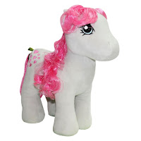 My Little Pony Retro Snuzzle Limited Edition HeadStart Plush