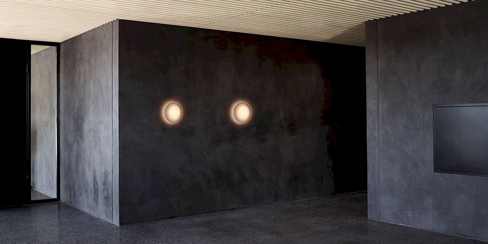 Oświtlenia na ścianę