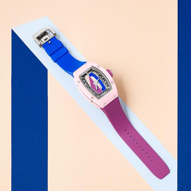 Richard Mille RM 07-01 Pastel Pink
