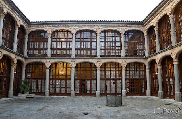 Palacio de los Condes de Alba y Aliste, Parador Nacional, Zamora