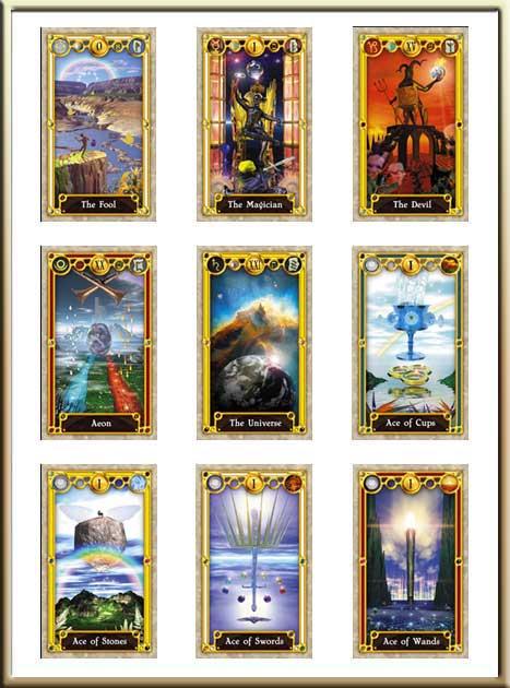 Sejarah Kartu Tarot