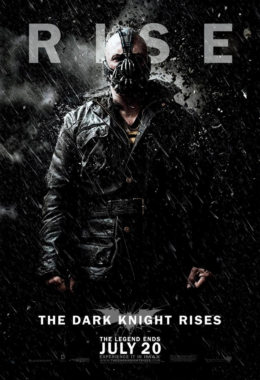 The Dark Knight Rises (2012) - HD 1080p