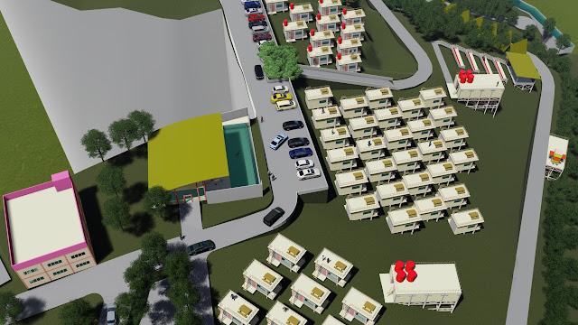 master plan hotel
