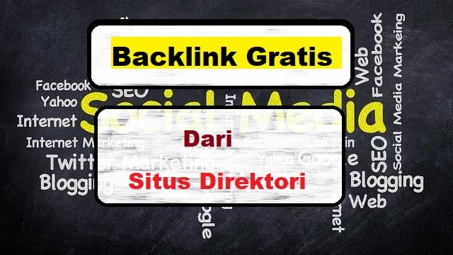 Backlink Gratis Dari Situs Direktori