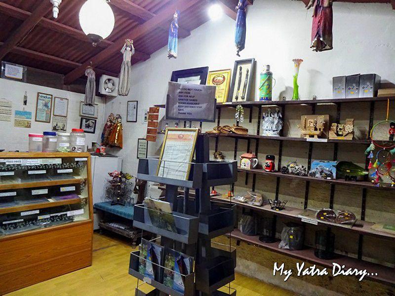 Handmade chocolates and souvenir shop in Mukteshwar Uttarakhand
